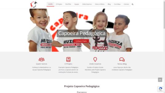 Site Projeto Educativo