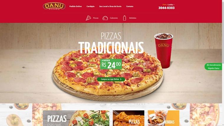 Danu Pizzaria