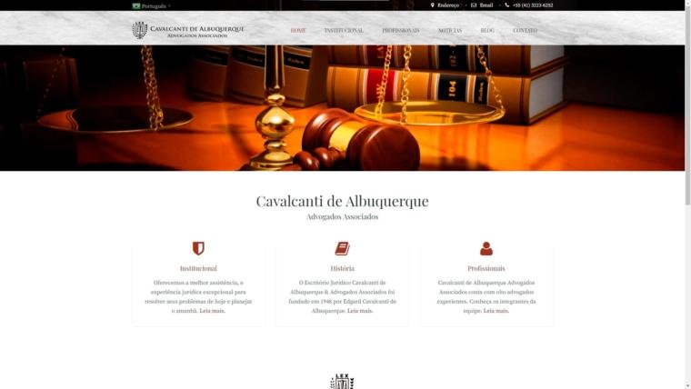Cavalcanti de Albuquerque Advogados
