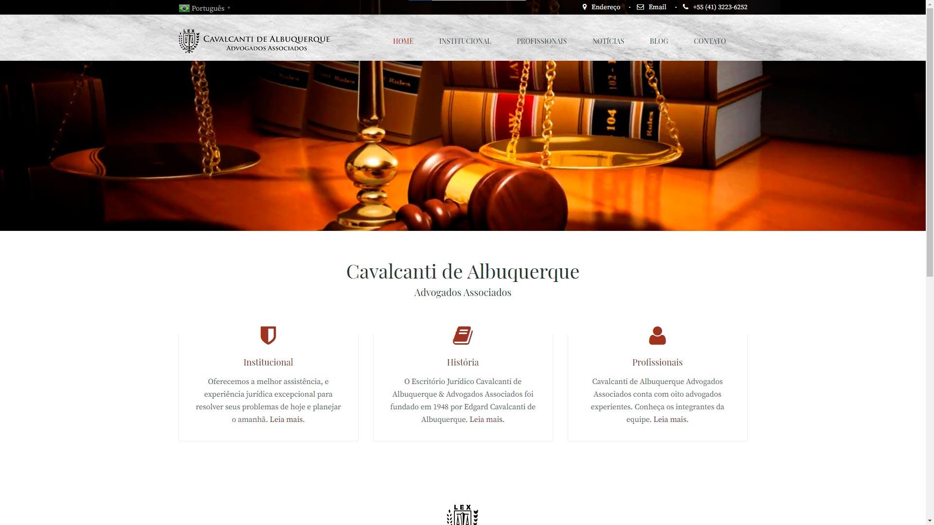 Gtwa Web Design Curitiba Portfólio Cavalcanti De Albuquerque